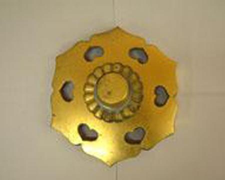 装饰用铜件