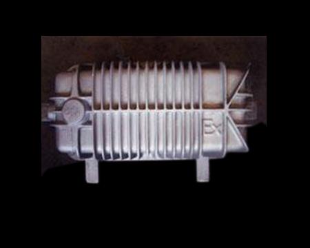 铸铝防爆箱