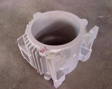 铝制电机壳