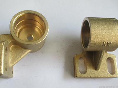 大连铜铸件